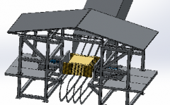残极加料机技术改造
